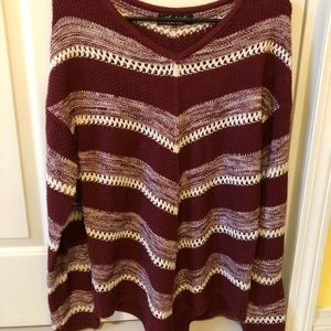 Sweaters - stripped sweater